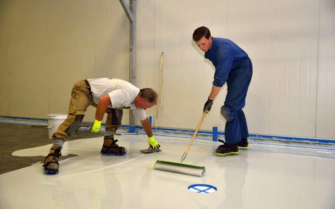 garage floor coating cost