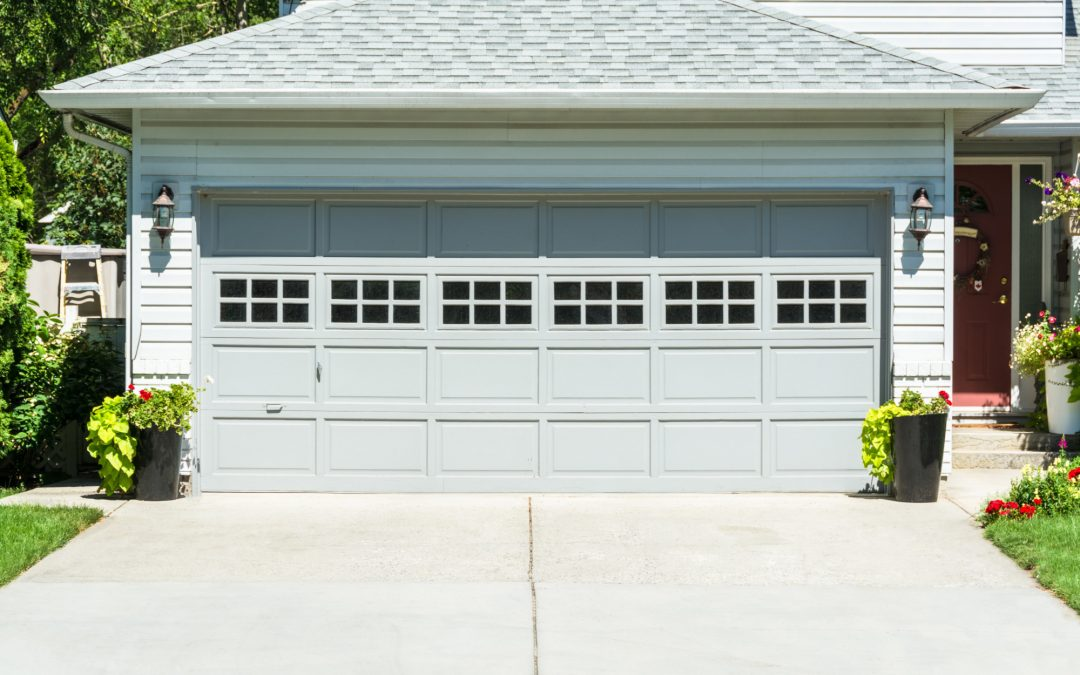 How to Prevent Concrete Dust in Your Garage